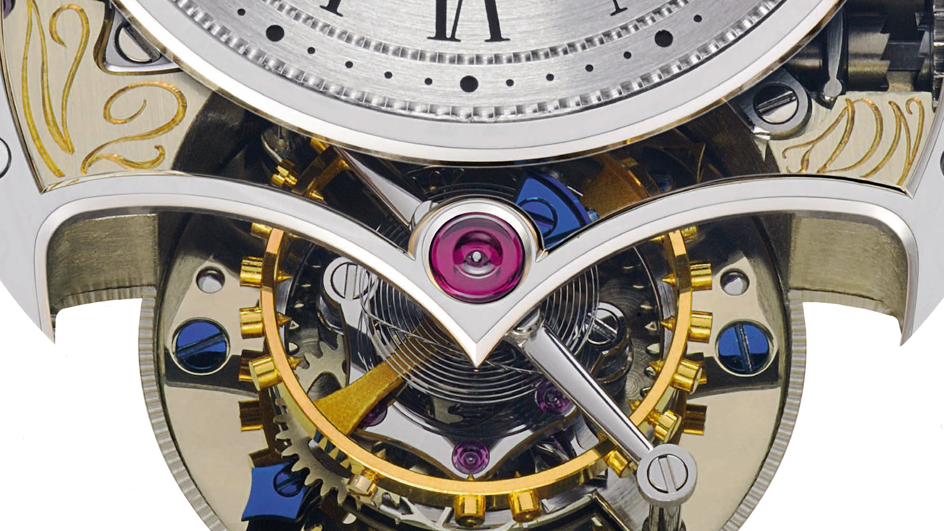 The Masters of Art Horology a Roma
