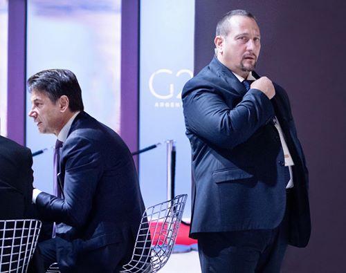 Giorgio Guastamacchia, Polizia di Stato squadra sicurezza del Premier, è scomparso per il virus