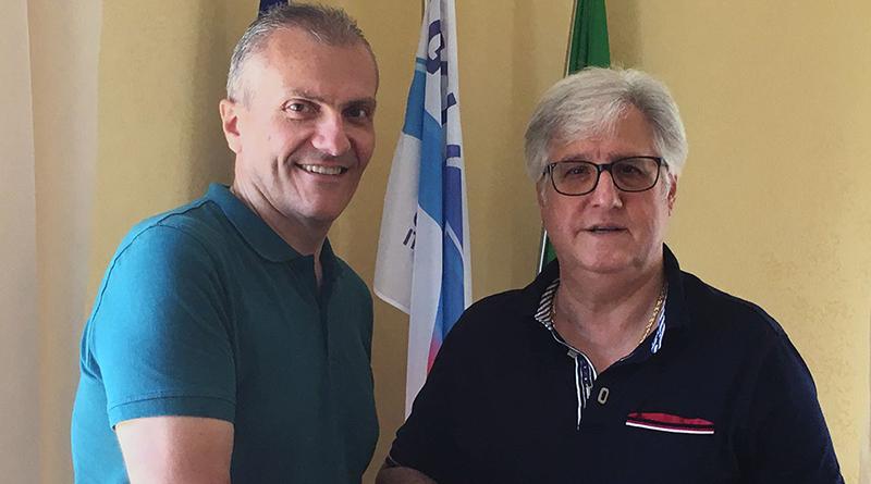 Giuseppe Gioè, titolare Edilab con Michele Cappadona presidente Agci Sicilia